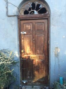 The saddest door in Dublin?